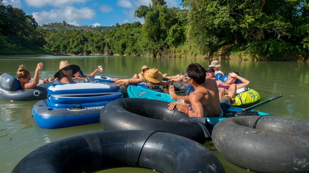 River Adventure in Cabarete, Dominican Republic